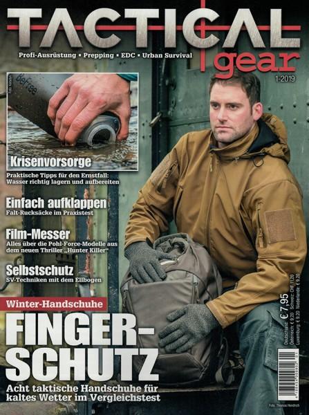 Tactical Gear Magazin 1-2019