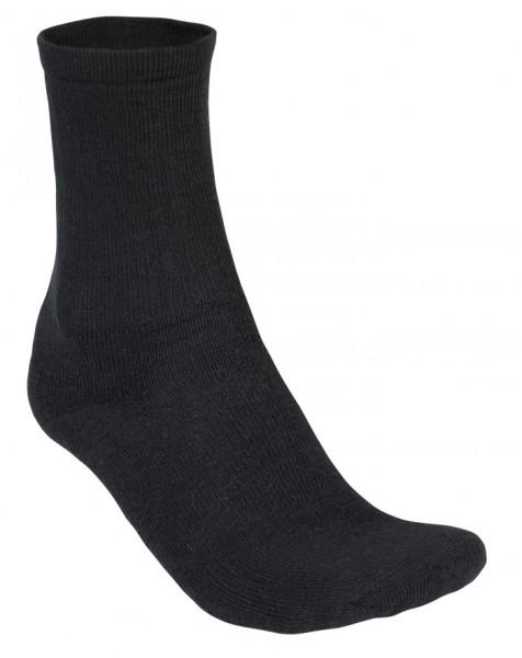 Woolpower Socke Active Schwarz 200g/qm