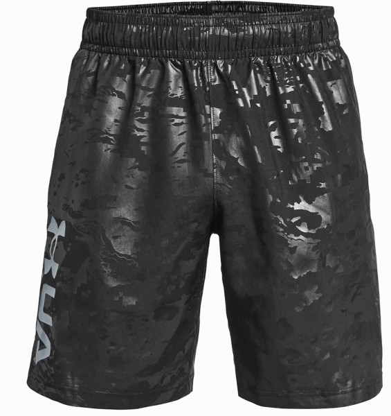 Under Armour Woven Emboss Trainingsshorts