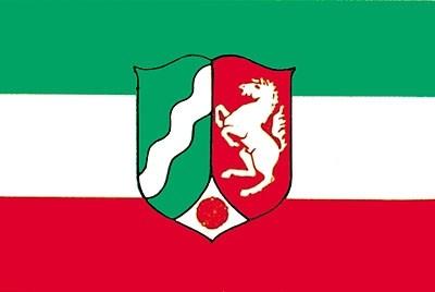 Flagge BL Nordrhein-Westfalen