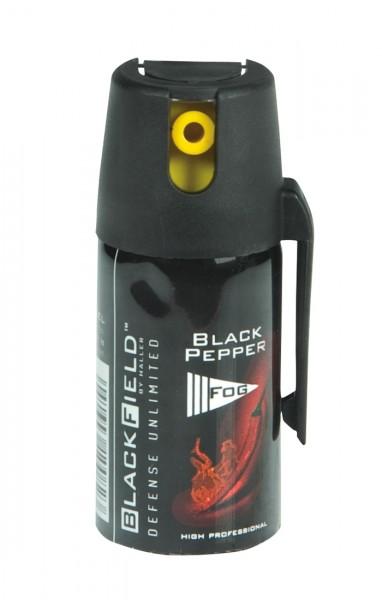 Black Pepper Fog Pfefferspray 40ml