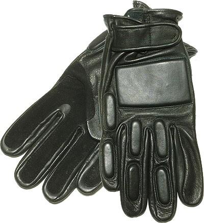 Handschuhe SWAT Fullfinger Leder