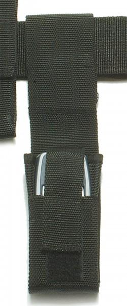 Mil-Tec Security Handy-/Funkgerätetasche Schwarz