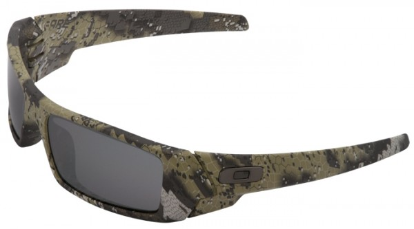 Oakley SI Gascan Sonnenbrille Desolve Bare Camo/Black Iridium