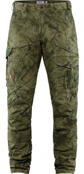 Fjällräven Barents Pro Hunting Trousers Camo Green