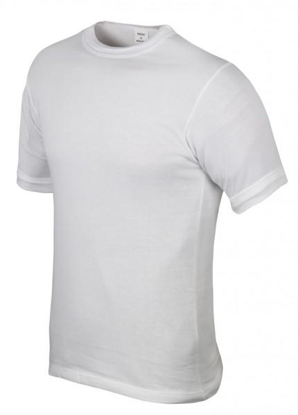 BW Unterhemd 1/2 Arm Original Weiß