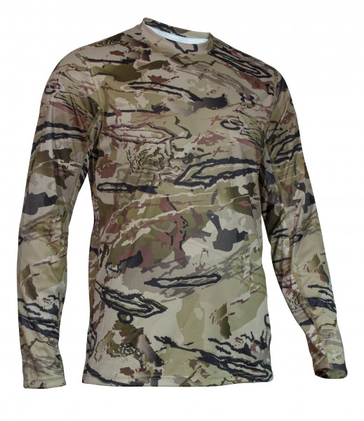 Under Armour Iso-Chill Brush Line Shirt
