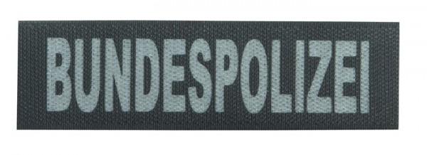 Schriftzug Klein Bundespolizei/Kopie Dienstausweis