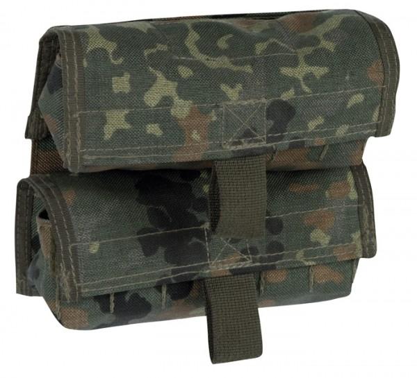 BW KSK Shotguntasche Gen.2 Flecktarn Gebraucht