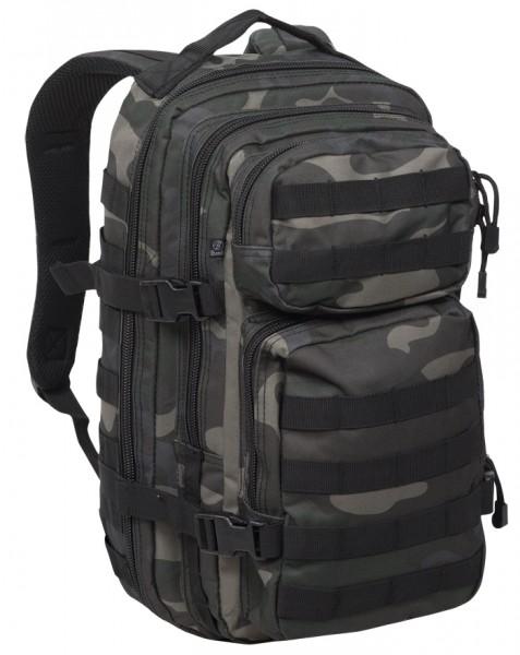 US Assault Pack Jump Dark Camo