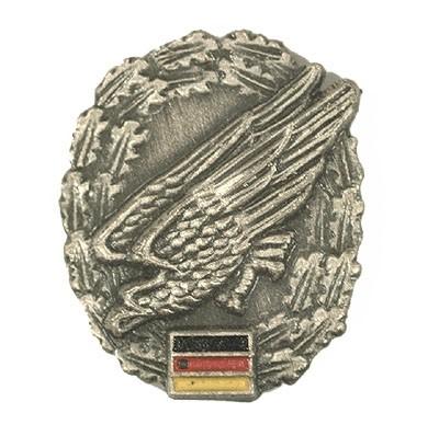 BW Mützenanstecker Metall Para Wappen