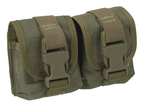 Maxpedition Double Frag Grenade Pouch