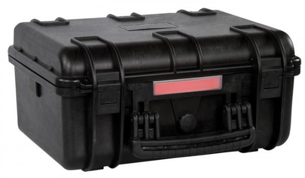 Geräte- und Waffenkoffer Kunststoff Large Schwarz