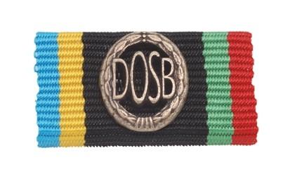 Bandschnalle DOSB-Sportabzeichen Bronze
