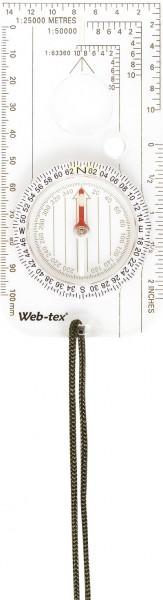 Web-tex Military Kartenkompass