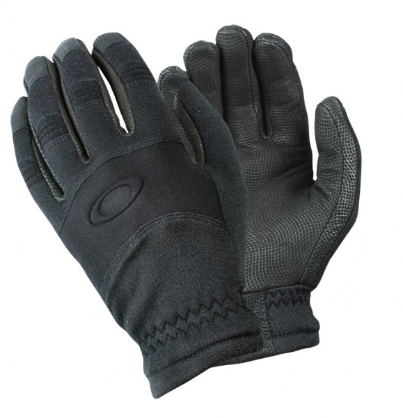 Handschuhe Oakley Lightweight FR Glove Schwarz