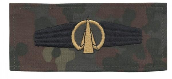 BW Tätigkeitsabz. Raketenpersonal Tarn/Gold