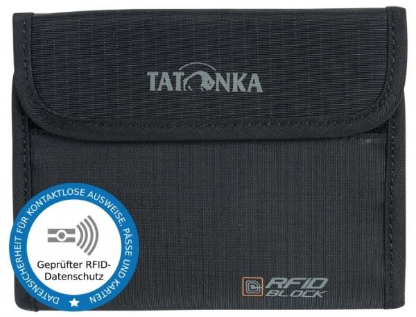Tatonka Euro Wallet mit RFID-Ausleseschutz