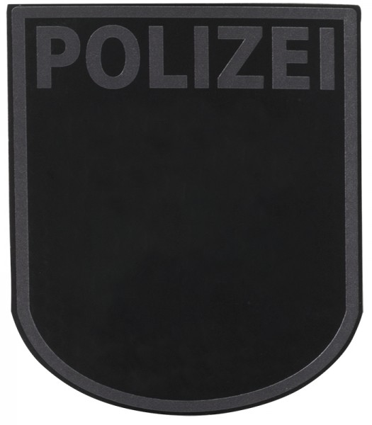 Infrarot Patch Polizei Bayern Blackops