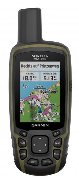 Garmin GPSMAP 65s GPS Navigationsgerät