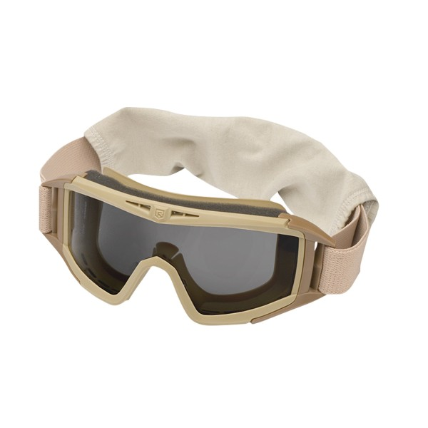 Revision Desert Locust Goggle Deluxe Kit Coyote