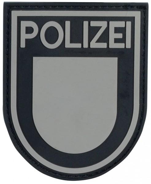 3D Ärmelabzeichen Polizei Brandenburg (Black Ops)