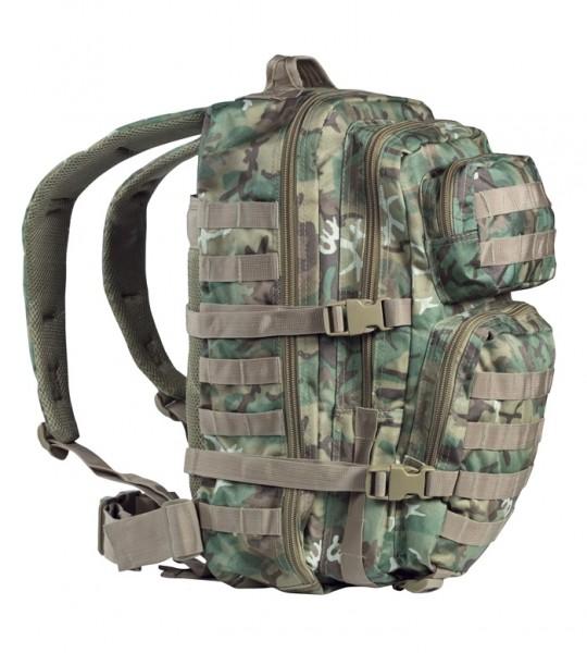 US Assault Pack Large Arid-Woodland