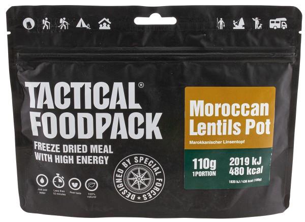Tactical Foodpack - Marokkanischer Linsentopf