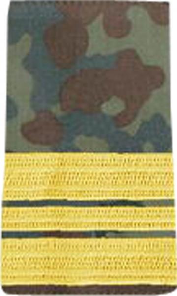 BW Rangschl. Kapitänleutnant z.S. Marine Tarn/Gold