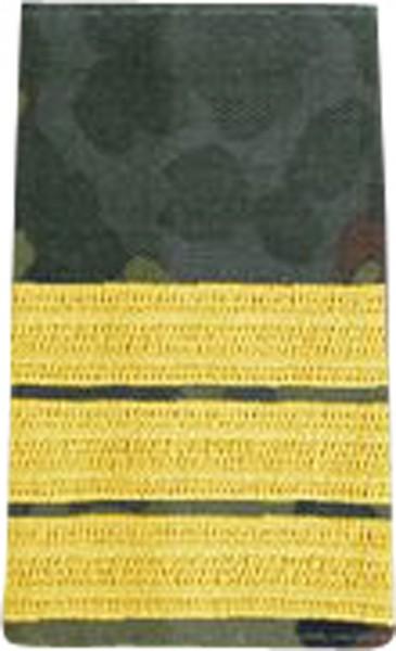 BW Rangschl. Korvettenkapitän Marine Tarn/Gold