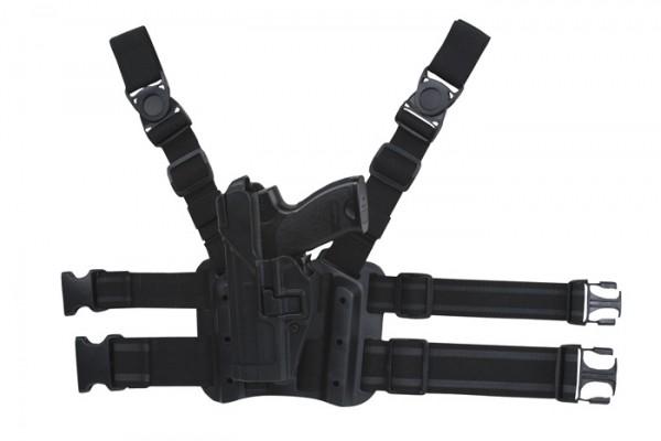 BLACKHAWK Serpa Lev3 Tiefziehholster P8 - Links