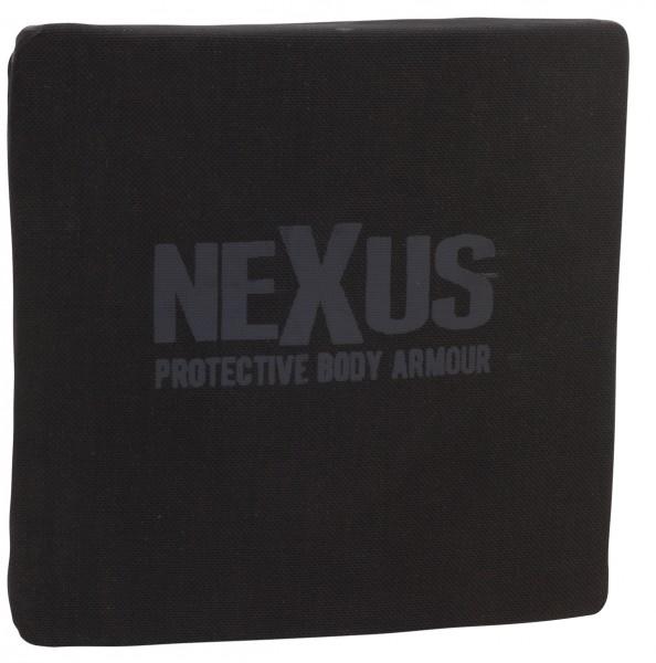 """NEXUS Ballistik Level III+ ICW Side Plate Dyneema 6""""x6"""""""