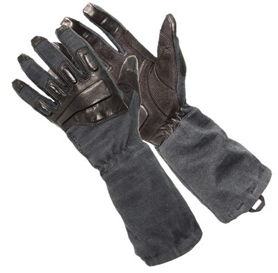 Blackhawk Handschuh Fury Kevlar Schwarz