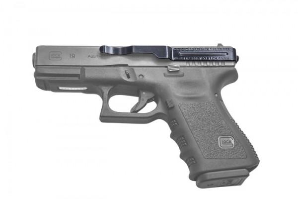 Clipdraw für Glock Pistolen