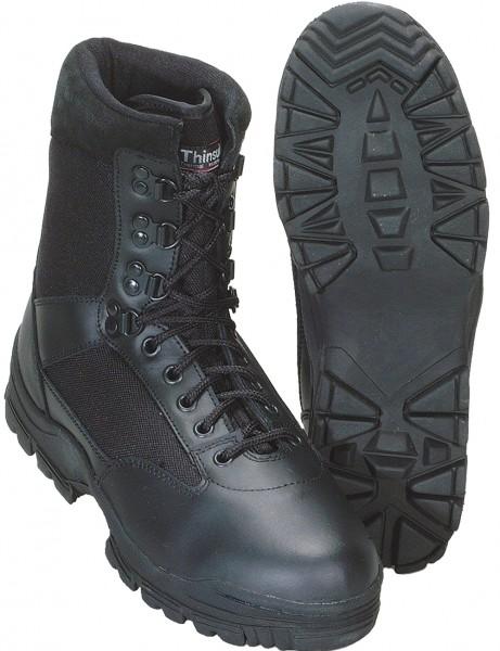 Brandit Tactical Boots Schwarz