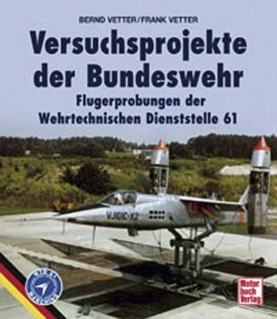 Versuchsprojekte der Bundeswehr