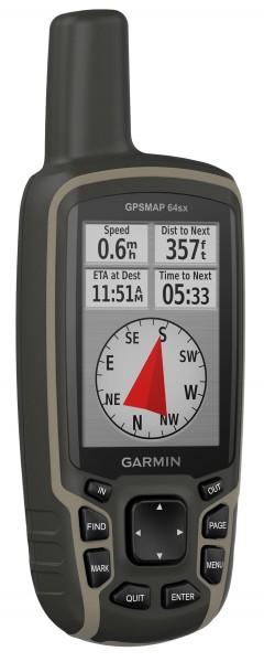Garmin GPSMAP 64sx GPS-Handgerät