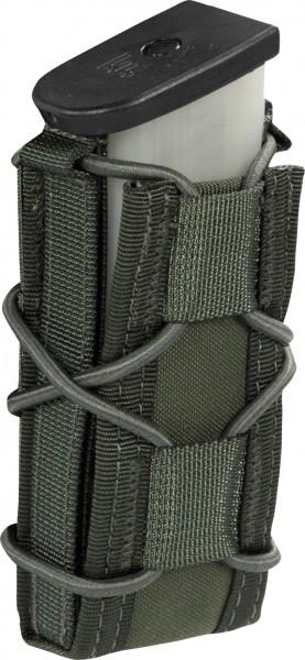 Warrior 9mm Single Quick Magazintasche Oliv