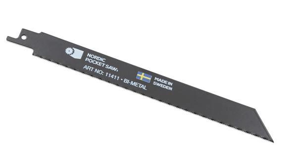 Nordic Pocket Saw Fold Sägeblatt Metall