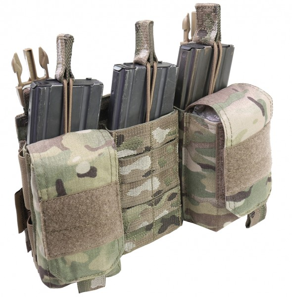 Warrior Detachable Front Panel MK1
