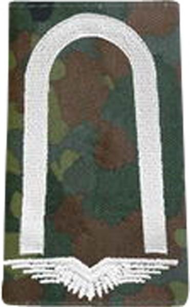 BW Rangschl. Unteroffizier LW Fleckt/Silber