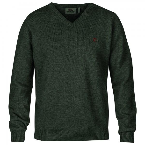 Fjällräven Shepparton Sweater Dark Olive