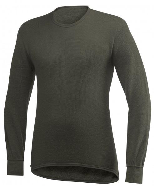 Woolpower Shirt Langarm 200 Pine Green