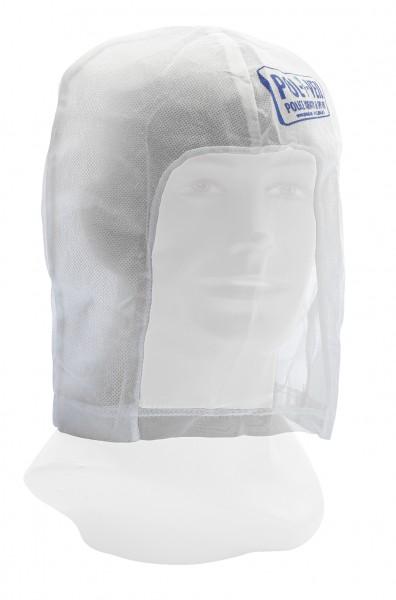 Pol-i-Veil Spuckschutzhaube (98% durchsichtig)