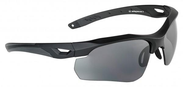 SwissEye Tactical Brille Skyray Set Schwarz