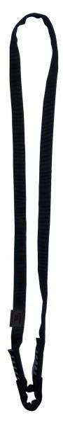 Black Line Rundschlinge mit Auge 80 cm