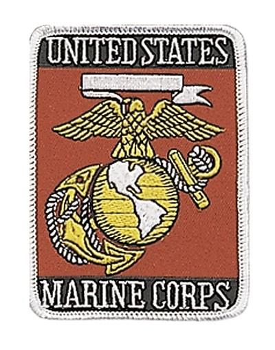 US Textilabzeichen Marine Corps