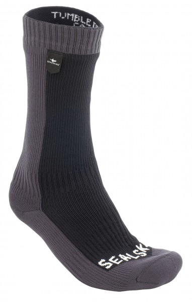 SealSkinz Waterproof Cold Weather Mid Sock