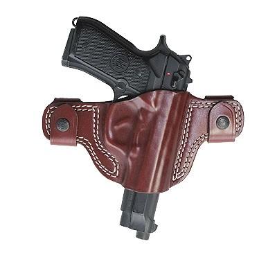 Vega Lederholster für Glock Walther - Rechts