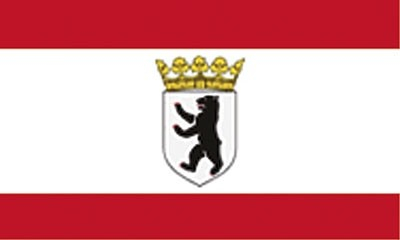 Flagge BL Berlin